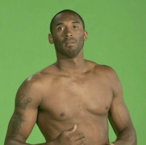 Kobe Bryant on Kobe Bryant Shirtless Pictures   Famous Style