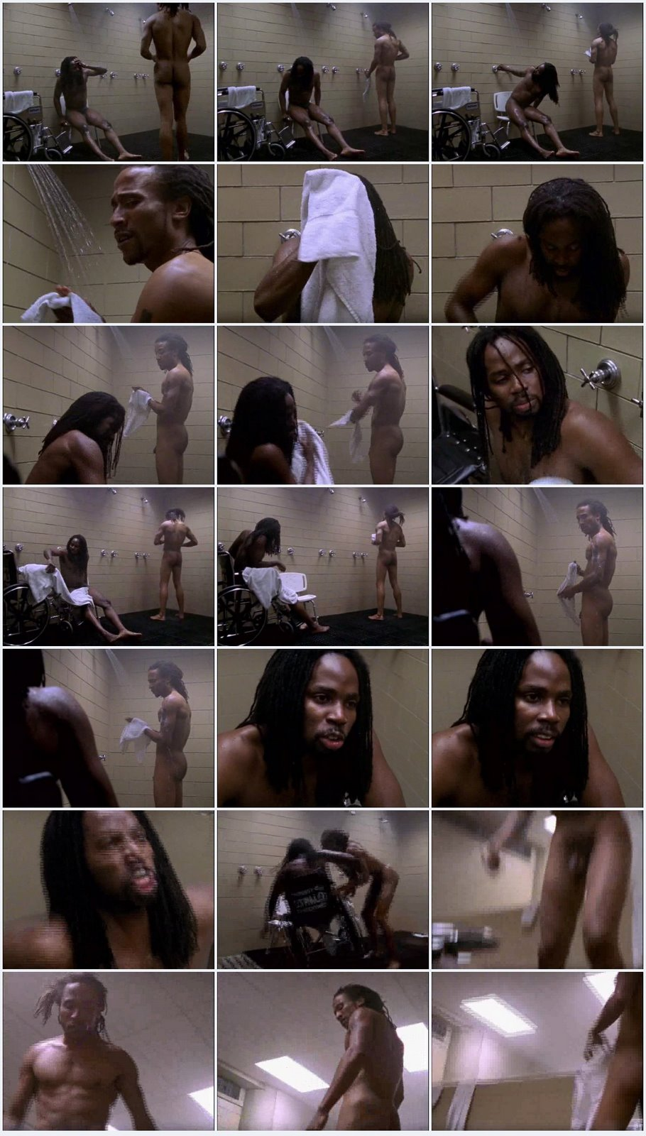 Harold Perrineau nude 01 Harrold Perrineau is one of the feautures for this week on Black Celebs ...