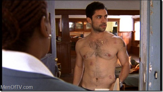 Danny Pino Is Being Featured On Men Of Tv This Week He Has A Hot Body