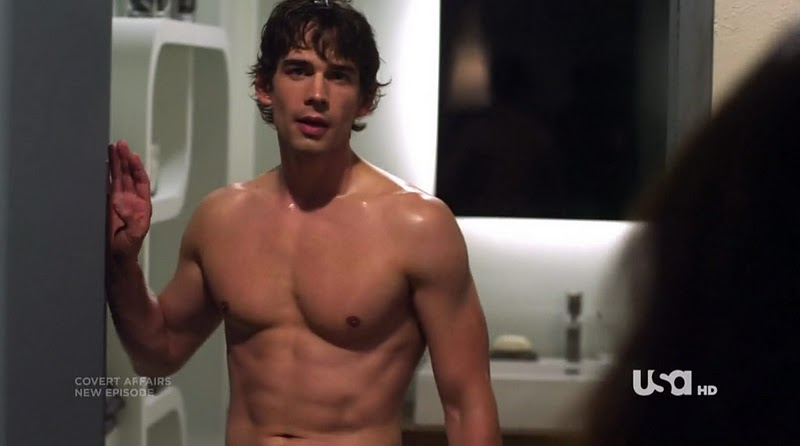 christopher gorham shirtless