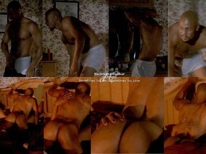 Soul food tv series sex scenes
