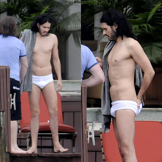 Russell brand naked