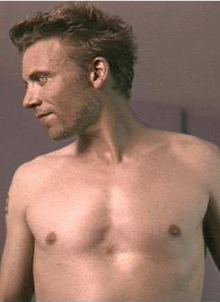 Gay characters callum keith rennie