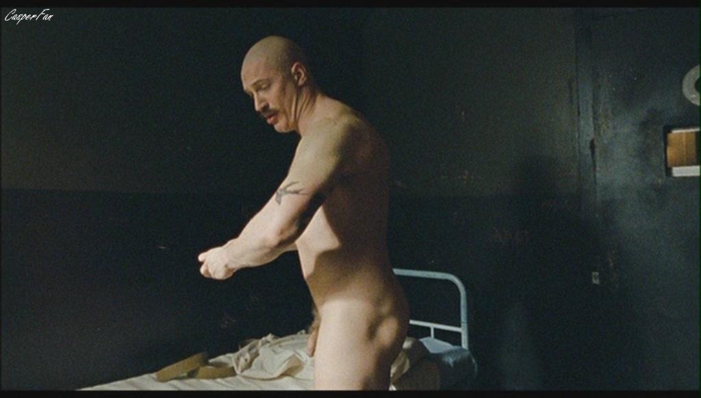 Tom hardy bronson nude