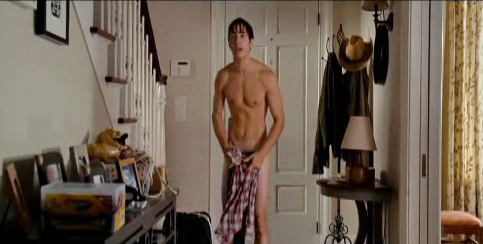 justin long naked picture